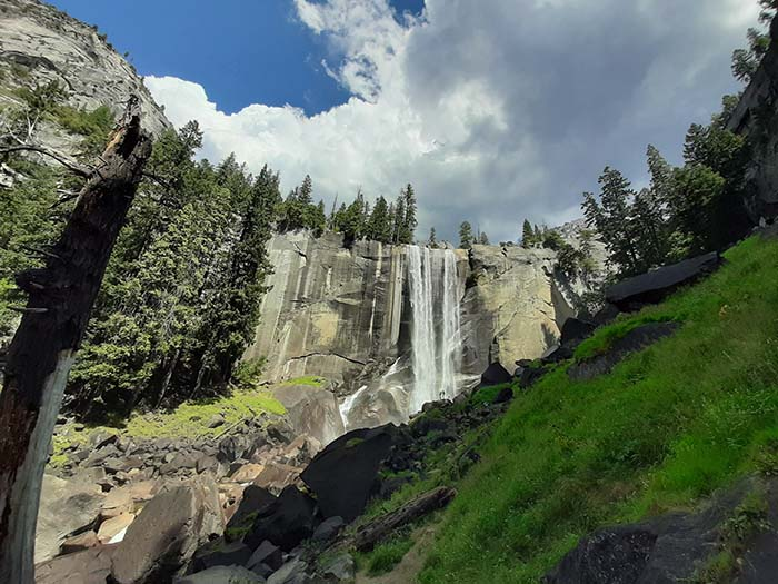 Yosemite Park - Vernal Fall