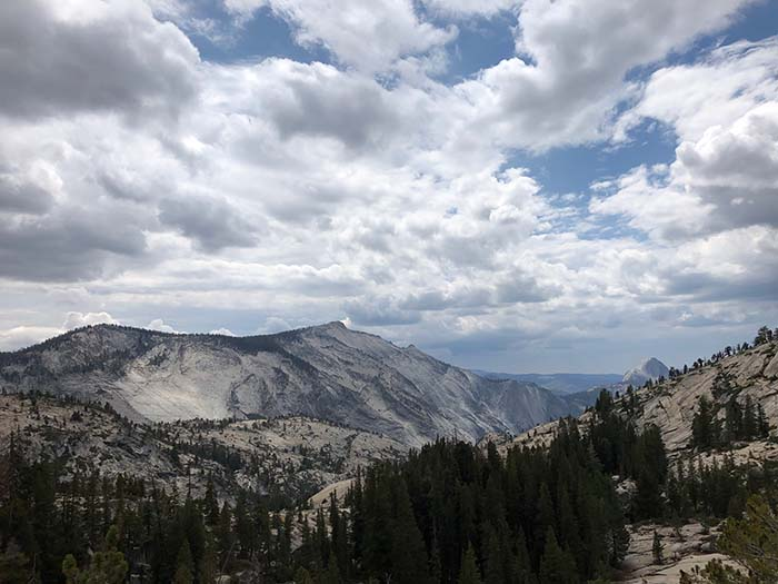 Yosemite Park - Olmsted Point