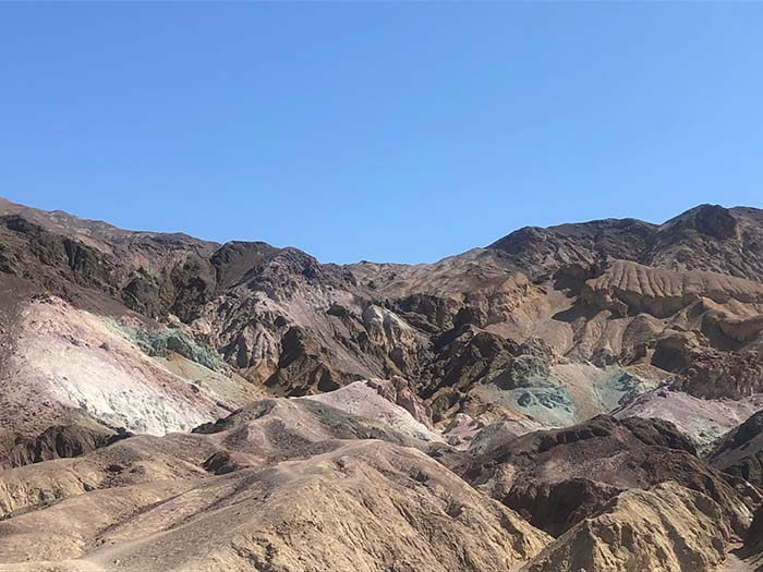 Death Valley - Artist's Palette