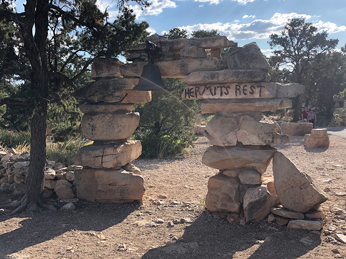 Grand Canyon - Hermits Rest