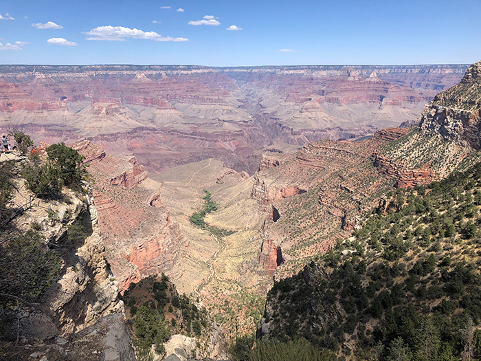 Grand Canyon - Trailview Overlook